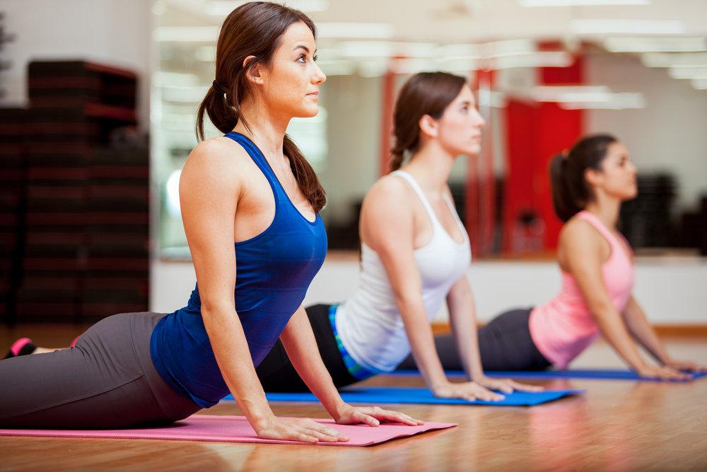 Mixed Yoga