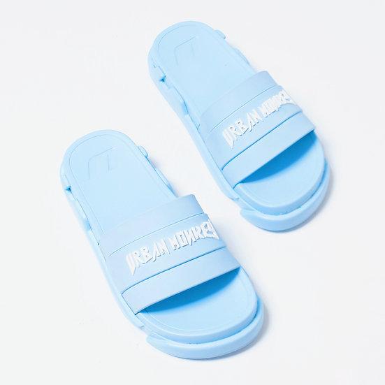 U SLIPPER  2.5 < BABY BLUE >