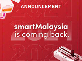 Good news! smartMalaysia is coming back for 2021