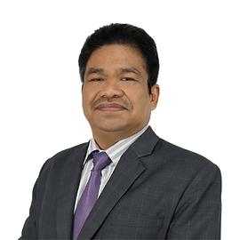 Ishammuddin - Cybertech Chairman