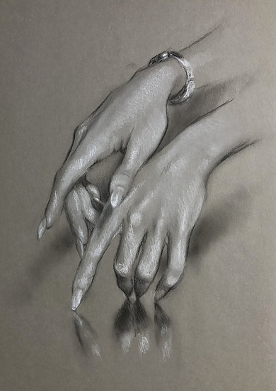 Untitled Hand Drawing