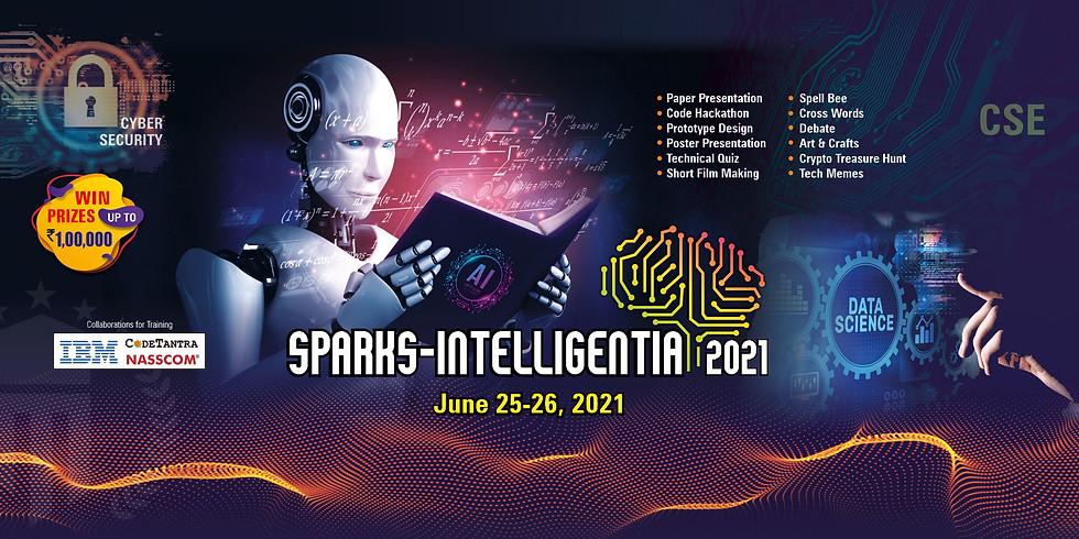 Tech Fest : SPARKS-INTELLIGENTIA 2021