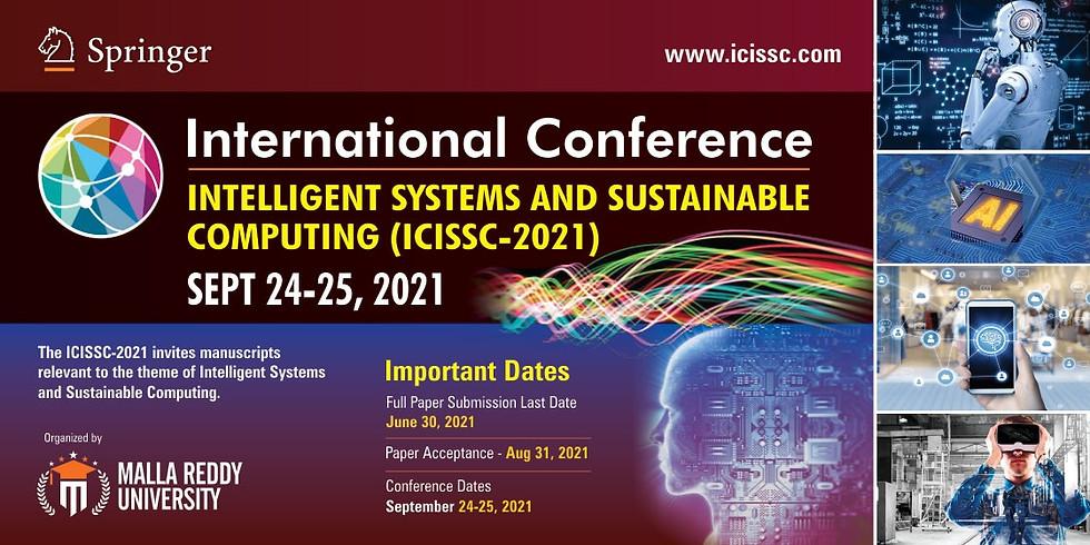 International Conference - ICISSC-2021