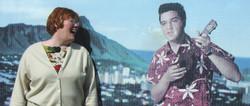 Peggy & Elvis