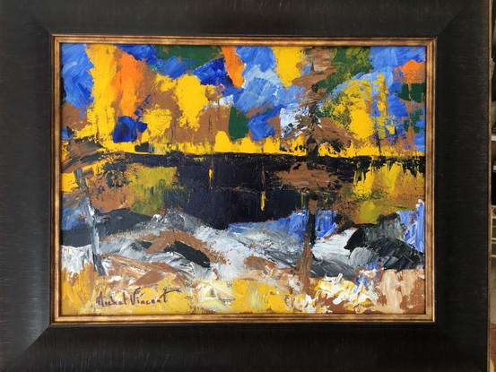 Au lac noi, Michel Vincent