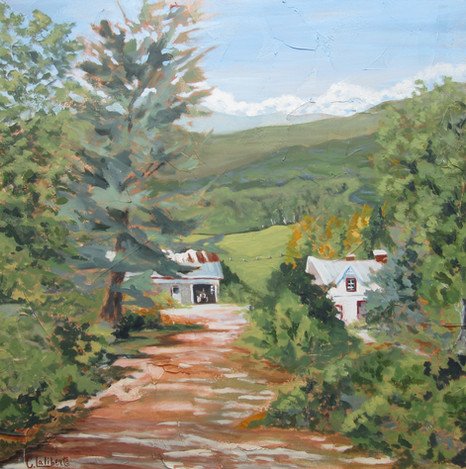 Un petit coin de paradis, Céline Laliberté