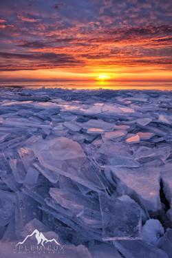 Lac Ontario Verticale