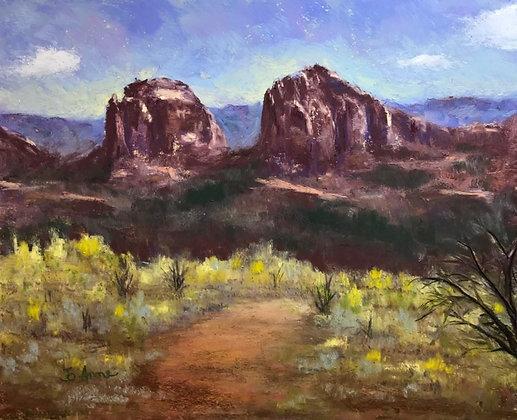 Through The Mountain, J. Pion
