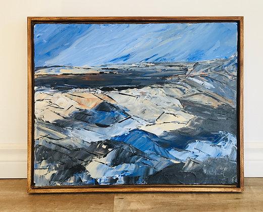 Sauter de roche en roche, M. Vincent