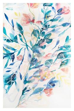Falling Leaves 11x14