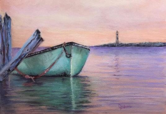 La petite barque, J. Pion