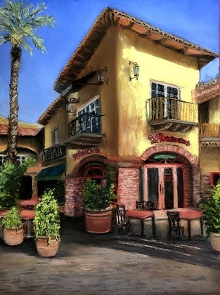 Restaurant Maracas, J. Pion