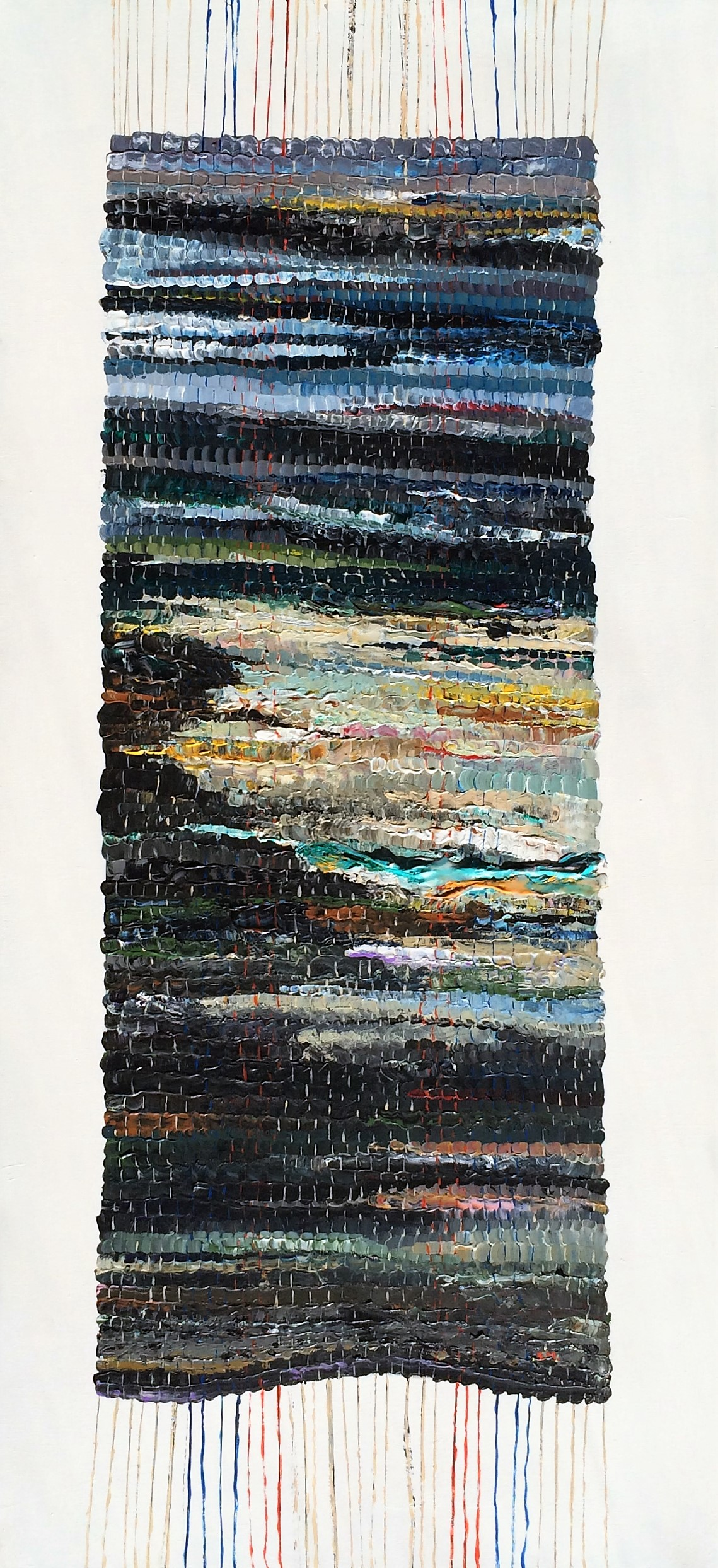 Weaved Memory, Sabrina Maisonneuve