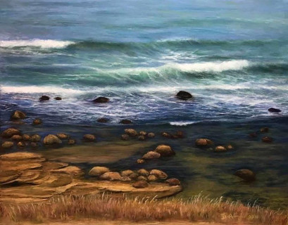 California Blue, Johanne Pion