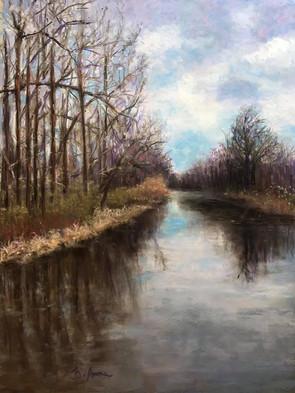Nature en réflexion, Johanne Pion