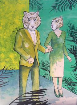 M. et Mme Smith, Marie-Hélène Pierre