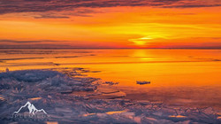 Lac Ontario horizontale