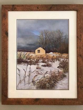 Vent d'hiver, J. Pion