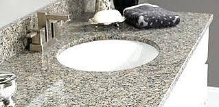bath vanity granite from Countertops Direct Michigan
