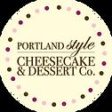 Portland Style Cheesecake & Desserts Co.