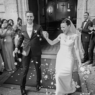 Greg and Devon's Wedding