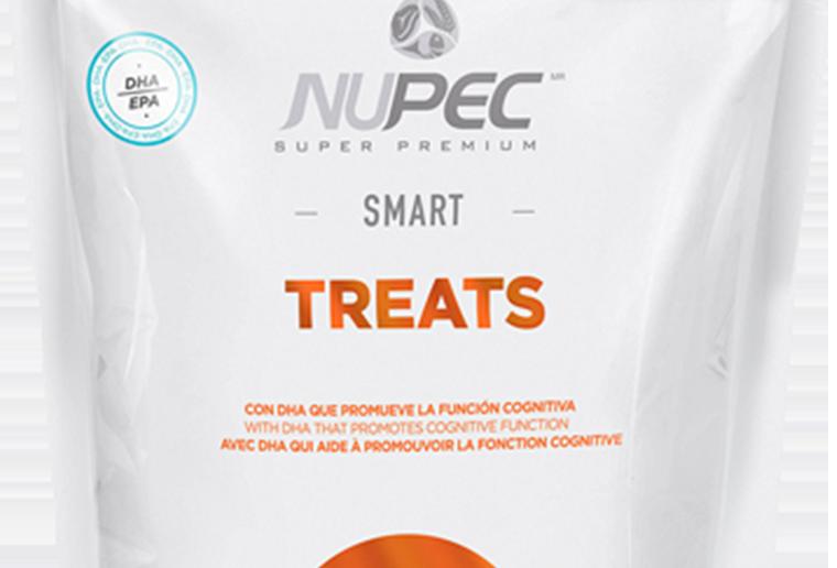Nupec treats smart