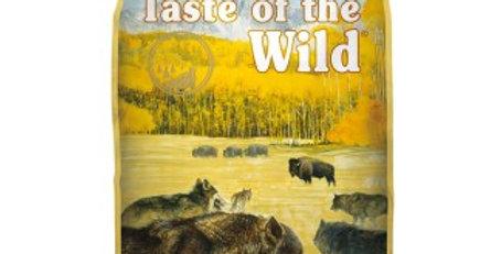 Taste High Prairie canine  Bisonte-Venado