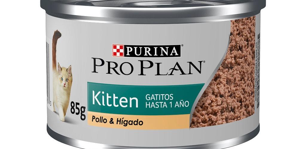 Pro Plan Lata Gatito kitten