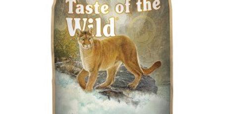 Taste Cayon River Feline  Trucha-Salmon