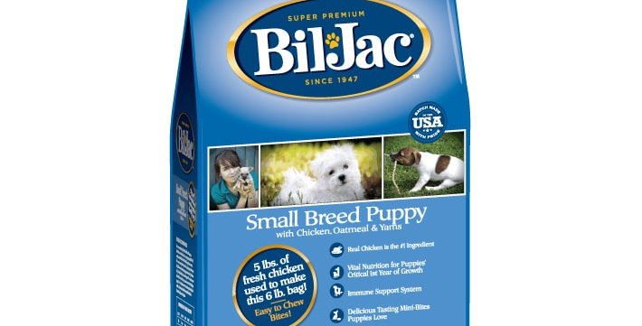 Bil Jac cachorro raza peque�a