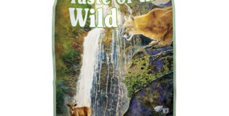 Taste Rocky Mountain Feline  Venado-Salmon