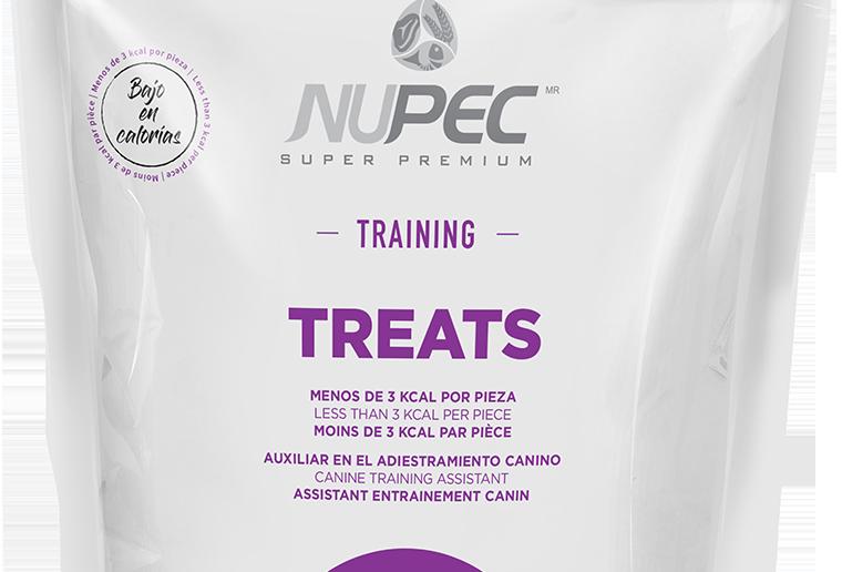 Nupec treats training