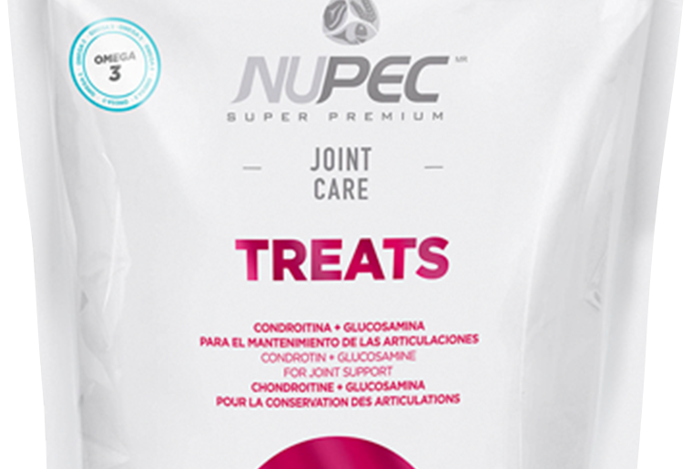 Nupec treats joint care