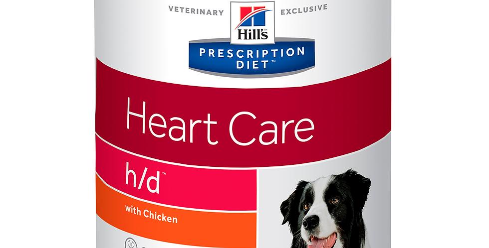 Hill's Prescription Diet h/d Cuidado del corazon Alimento para Perro