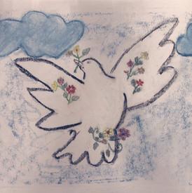 Friedenstaube von Picasso