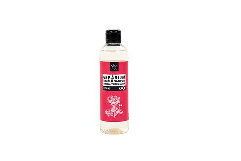 LINA Geránium sampon normál/zsíros hajra, 250 ml