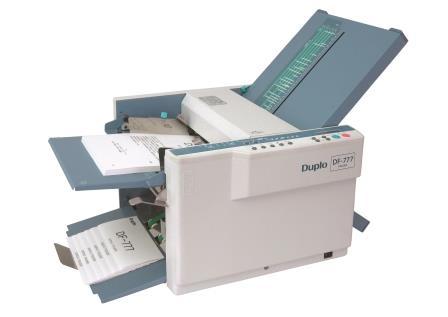 Duplo DF-777 Paper Folder