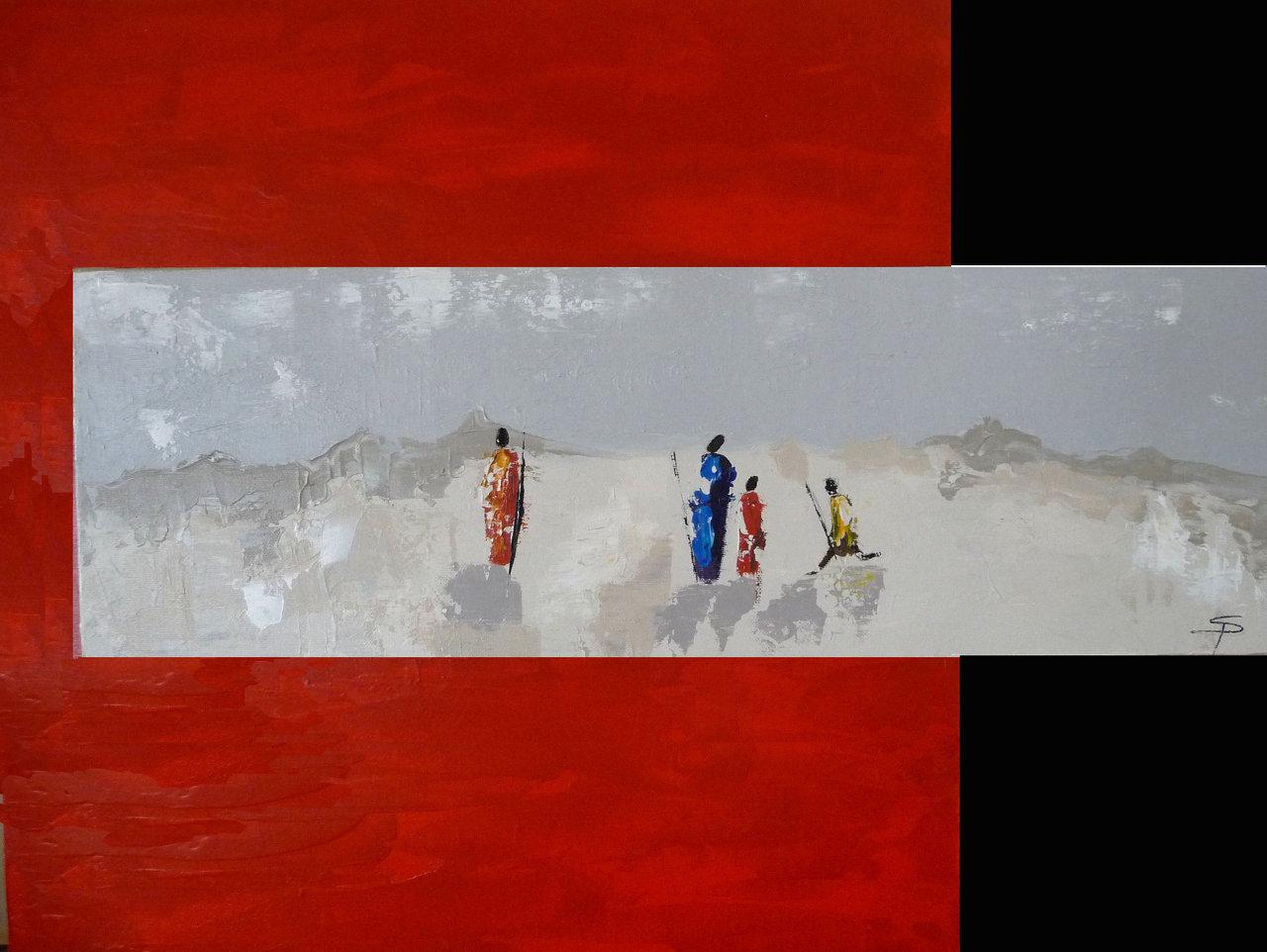 Désert Massaï