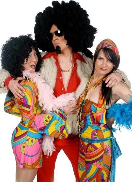 Disco Inferno's 3 singers
