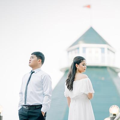 Don & Aleriz Pre Wedding