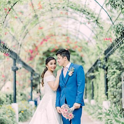 Airan & Angieline Wedding