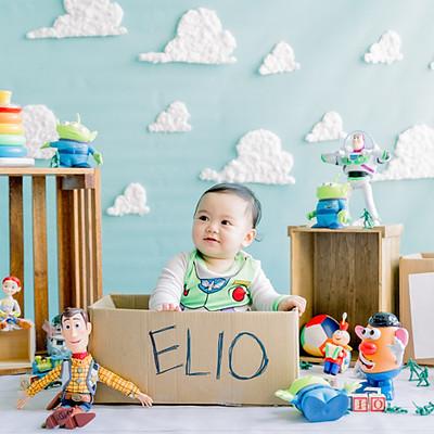 Elio's Pre Birthday