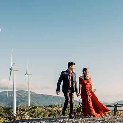 Airan & Angieline Pre Wedding