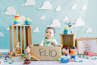 Elio's Prebirthday