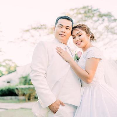 JR & Jessahbel Wedding