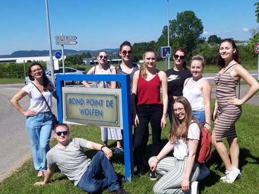 25 Jahre Städtepartnerschaft  mit Villefontaine
