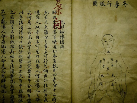 What Led Me to Study Acupuncture?