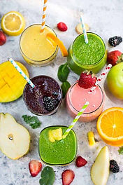 5-Healthy-Smoothies-Easy-Breakfast-Fruit