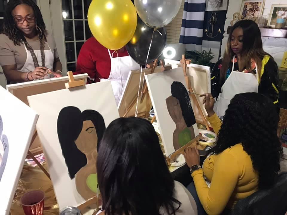 paint party 9
