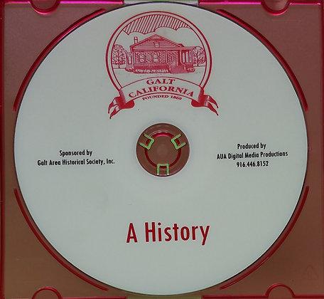 Galt, California - A History